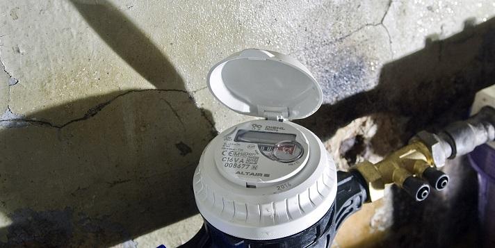 Le froid s 39 installe prot gez votre compteur il o - Regard compteur d eau exterieur ...